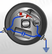 Kondensor pada sistem pengapian