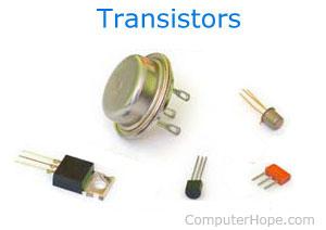 Model Transistor
