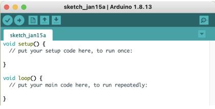 Struktur Program Arduino