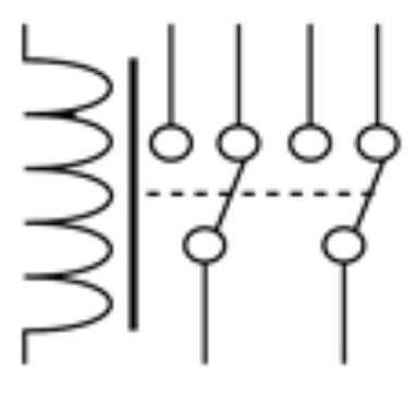 Double Pole Double Throw (DPDT)