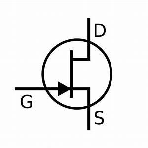 Simbol FET