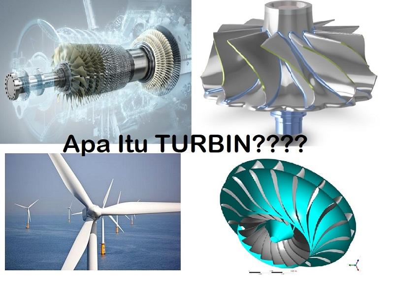 apa itu turbin