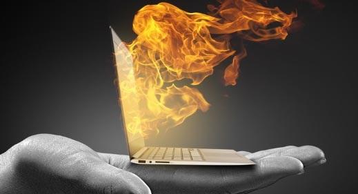 penghilang panas pada perangkat elektronik