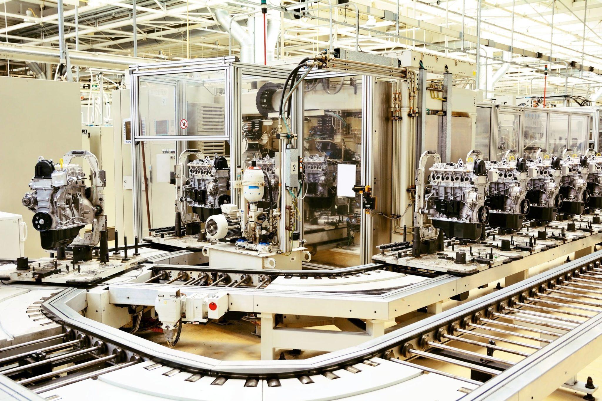 Sensor dalam industri