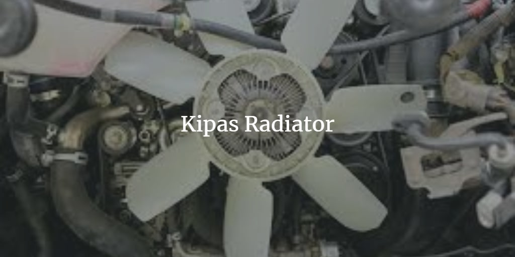 kipas radiator