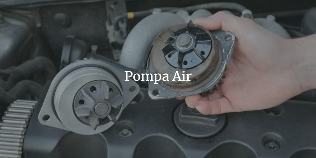 pompa air mesin mobil