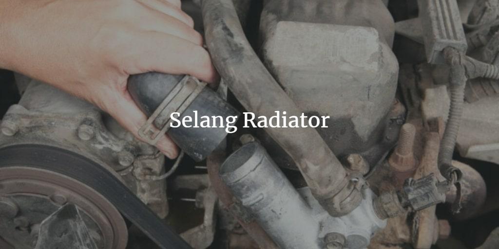 selang radiator