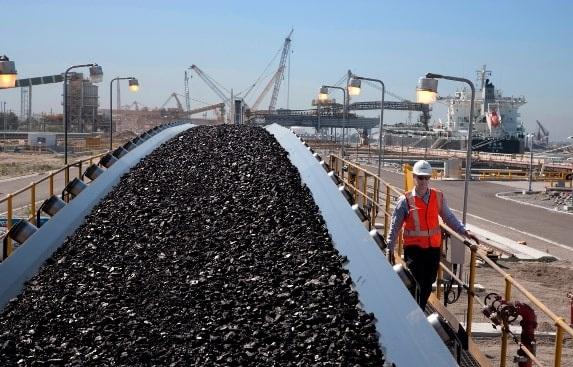 kegunaan batu bara