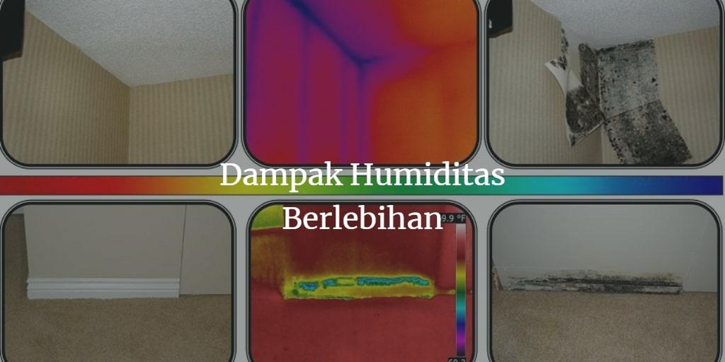 masalah kelebihan humidity