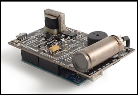 radiation sensor