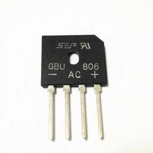 Komponen dioda bridge
