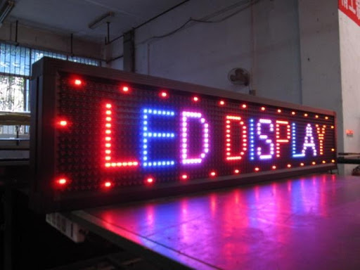 Aplikasi LED