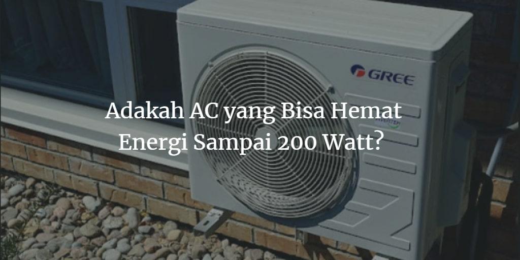 AC hemat 200 watt