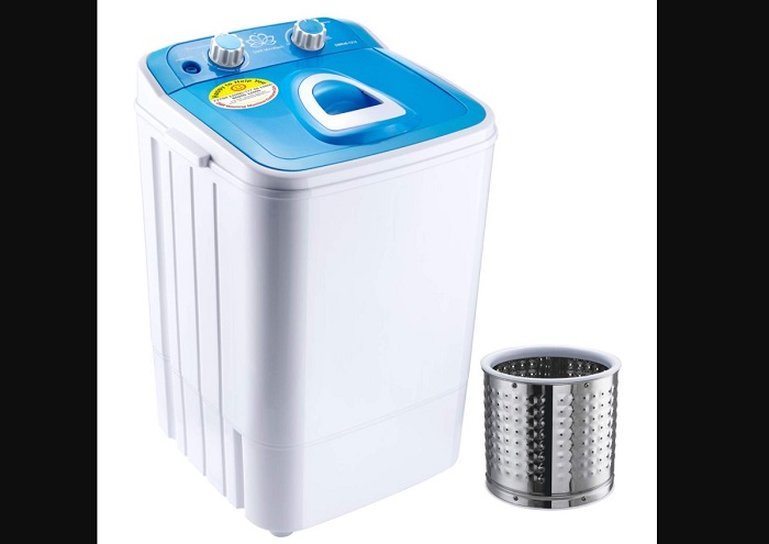 ukuran mesin cuci satu tabung
