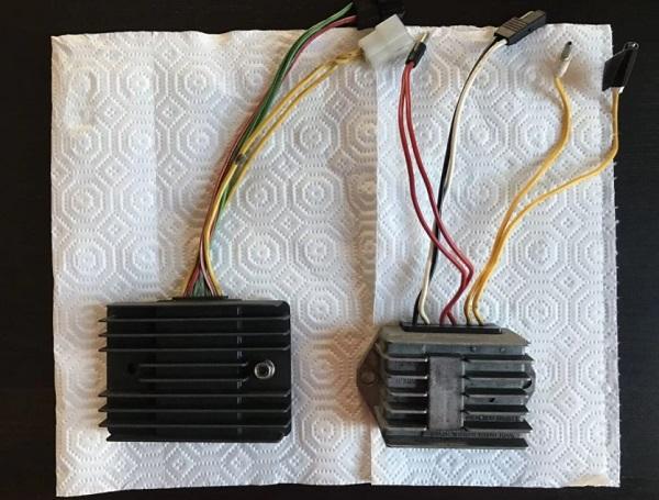 rectifier motor