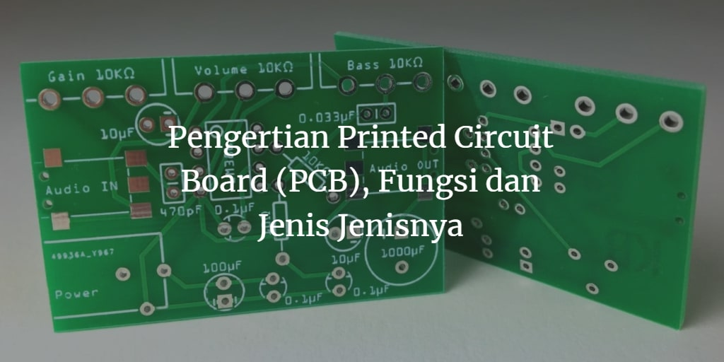 pengertian PCB
