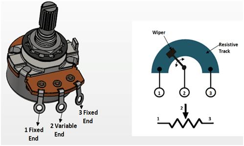 nilai potensiometer