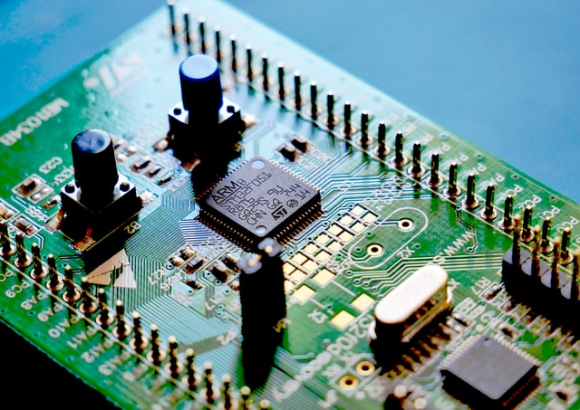 Penampakan PCB
