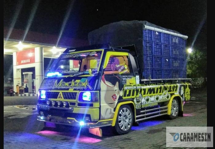 Merdrek Pick up L300