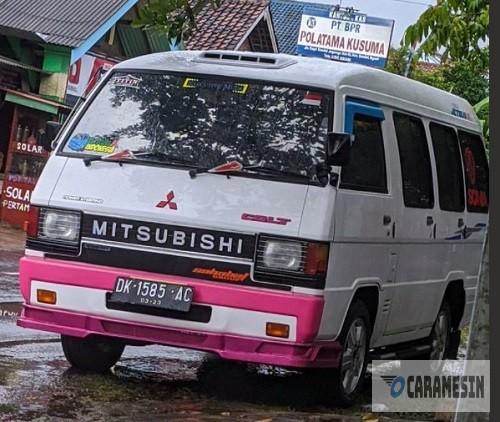 mitsubishi l300 pink