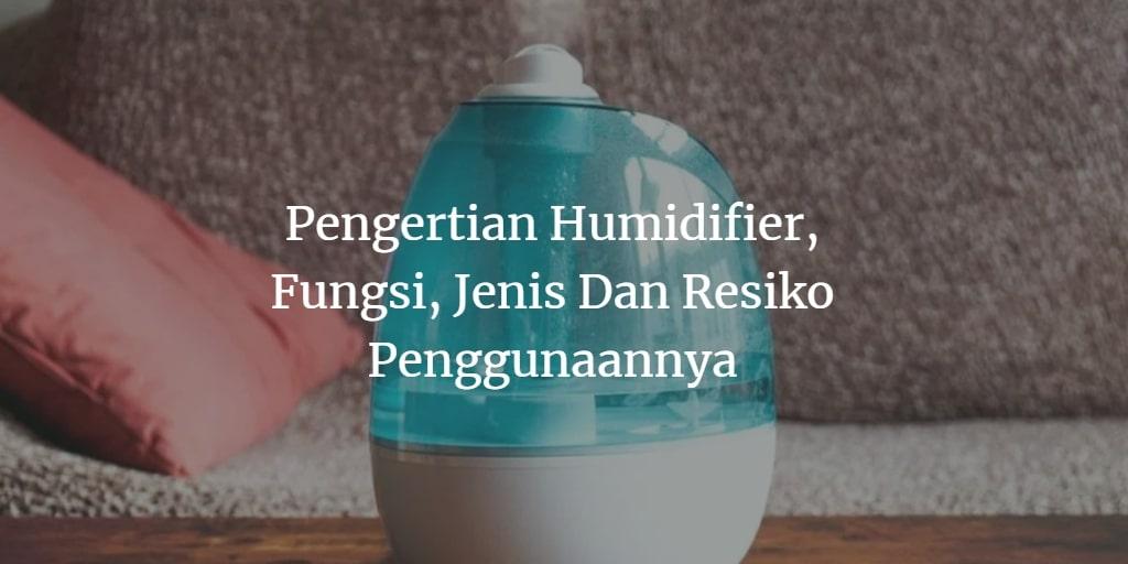 humidifier adalah