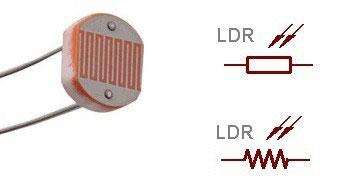 LDR elektronik