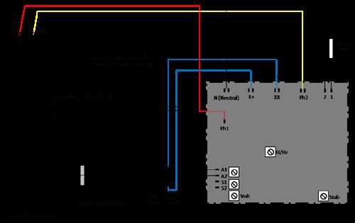 fungsi AVR genset