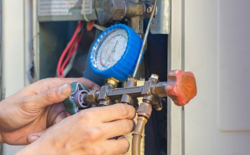 fungsi manifold gauge