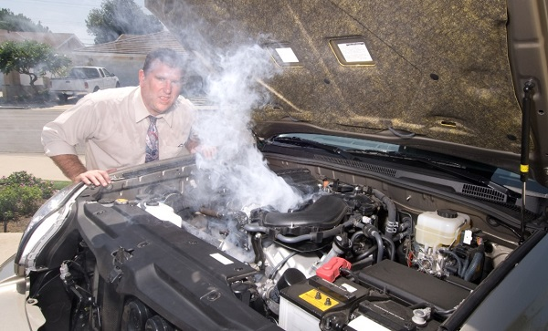 fungsi radiator pada mobil