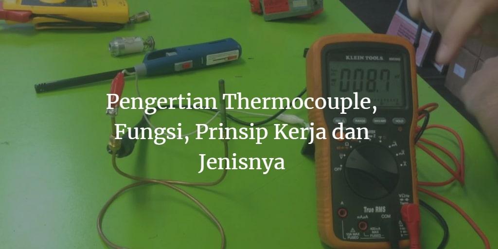 thermocouple adalah